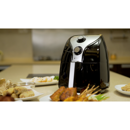 Haier 2.5L Analog Air Fryer HA-AF25 (NO FREE GIFT)